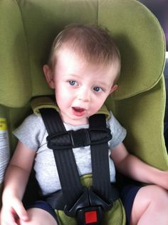 Car Seat Safety ~~ 7 Myths About Extended Rear Facing