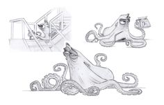 Finding Dory Images Go Behind the Scenes, Plus Concept Art | Collider