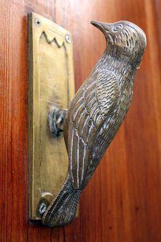 Kuş Kapı Tokmağı