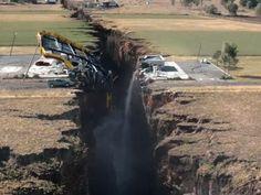 Учёные установили причину разрушительных землетрясений в США - 3 Ноября 2016 - Наша Планета.Мир вокруг нас