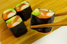 F*CK YOU RICE!  Ain't nobody got time for that! - Sushi Recipe.. Easy way to make it a raw lunch :)