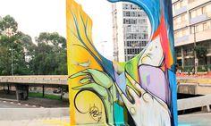 Brazilian Artist. NOVE