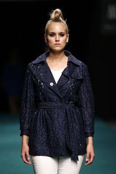 Elena Mir?, Spring-Summer 2017, Madrid, Womenswear