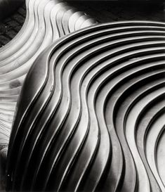 In 1953, Peter Keetman spent a week at the Volkswagen plant in Wolfsburg. The result was a series of exceptionally clear, almost abstractly detailed photographs that document the entire production …