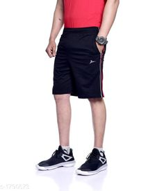 Checkout this latest Shorts Product Name: *Zeffit Comfy Cotton Men's Short* Fabric: Cotton  Size: L - 32 in XL - 34 in XXL - 36 in Length: Up To 18 in Type: Stitched Description: It Has 1 Piece Of Men's Short Pattern: Solid Country of Origin: India Easy Returns Available In Case Of Any Issue   Catalog Rating: ★4 (936)  Catalog Name: Zeffit Stylo Comfy Cotton Mens Shorts Vol 1 CatalogID_235148 C69-SC1213 Code: 913-1790673-717