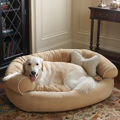 Comfy Couch Pet Bed - Frontgate Need for Skye Baby! Dining Room Office, Dining Room Table Decor, Room Decor, Office Chairs, Room Chairs, Couch Pet Bed, Pet Beds, Comfy Dog Bed, Sofa Deals