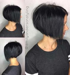 Graduated Bob Haircut