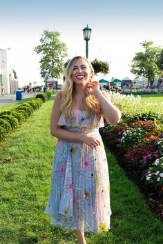 2cf87ba70 Topshop Pastel Pleated Midi Dress Nordstrom Westchester Playland Park  Amusement Park Rye NY Currently Obsessed with