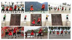 Locações - Dança da Paz