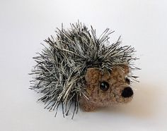 If you want to make a complete hedgehog family, check out my curious hedgehog and shy hedgehog patterns. :)