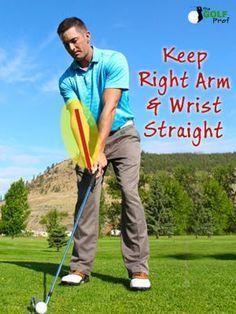 Golf Swing One Piece Takeaway #GolfTipsRUs