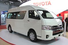 Toyota HiAce Auto Expo 2016!! Story at: http://www.indianbluebook.com/blog/toyota-hiace-at-auto-expo-2016