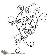 Farfalla di edera