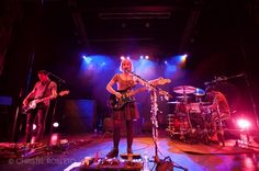 LIVE, IN PHOTOS: The Joy Formidable Bring Up The Energy At The Observatory (03/18/13)