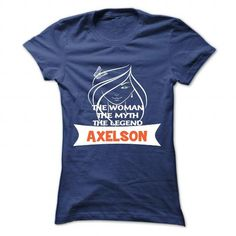 AXELSON T-Shirts, Hoodies (19$ ===► CLICK BUY THIS SHIRT NOW!)
