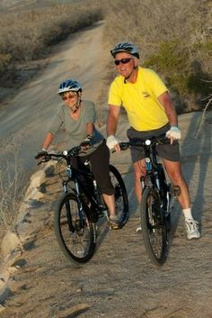 Mountain Bike Adventure - Perfect for experienced cyclists or first-time mountain bikers. http://visitloscabos.travel/