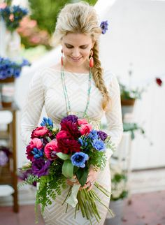 Hol dir deine Brautstrauß-Inspiration und stöbere durch unsere riesige Hochzeit-Bildergalerie mit tollen Bildern von den Brautsträußen anderer Bräute.