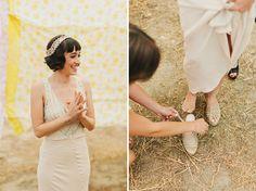 Great Gatsby Rustic Wedding: Erin + Parker – Part 1