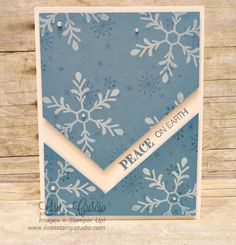 Spotlight with Lisa, Flurry of Wishes, www.lisasstampstudio.com