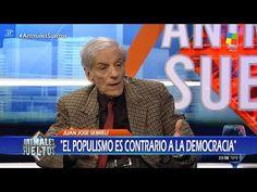 "Juan José Sebreli en ""Animales sueltos"" de Alejandro Fantino - 24/11/17 - YouTube"