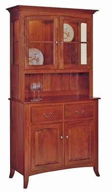 Do You Like The Style Of Kloter Farms Manchester 2 Door Hutch Want A Different Size Stain Wood Or Hardware