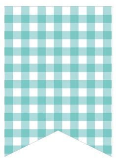 teal gingham Birthday Tags, Happy Birthday Banners, Classroom Labels, Classroom Decor, Balloon Birthday Themes, Make Your Own Banner, Disney Planner, Eid Envelopes, Blog Backgrounds