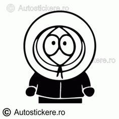 South park 1 South Park, Stickers, Instagram, Decals