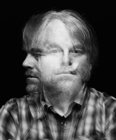Philip Seymour Hoffman... tragic loss........profoundly saddened that this man no longer graces our planet. He was stunning.