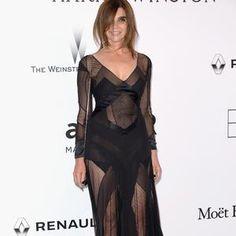 Gala de l'AmfAR Cannes 2016, Carine Roitfeld