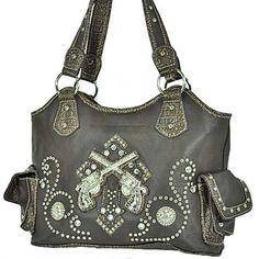 Pistal Cross Handbag. Only $42.00