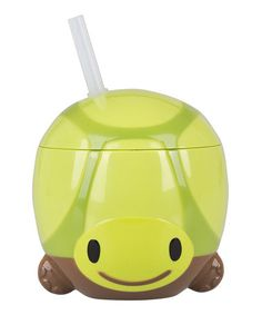 Take a look at this Turtle 10.5-Oz. 3-D Cup by Bumpidoodles on #zulily today!