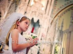 Communion Photography ideas -- Ejemplos de Fotografía de comunion