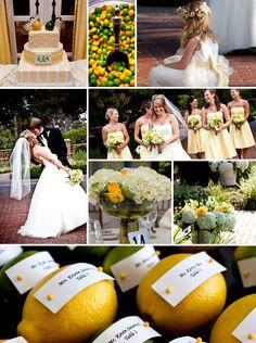 Bridesmaids dresses :)