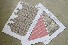 Op deze site papier om te printen voor het maken van de huisjes van de drie biggetjes.