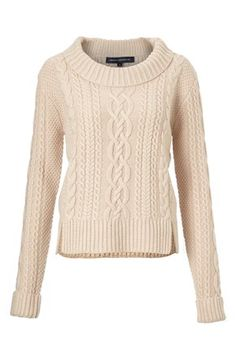 £97.00  Ashley Knits Jumper - Knitwear - French Connection
