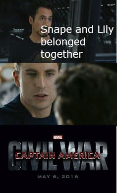 These 'Captain America : Civil War' Memes Explain Why Tony And Steve Are REALLY Fighting----- BAHAHAHAHAHA THIS IS THE GREATEST THING... and sorry tony, steve is correct about that