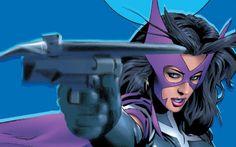 Huntress (Helena Bertinelli) - Comic Vine