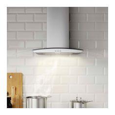 KLARLUFT Veggmontert ventilator  - IKEA