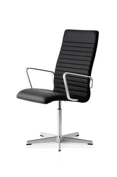Fritz Hansen - Oxford™ Premium (2016) by Arne Jacobsen.