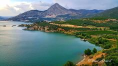 Yeşiliyle Mavisiyle Eğirdir Gölü Fotoğraflar: Yasin Demiral