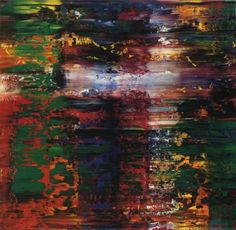 Gerhard Richter. Abstract Painting, 1991,   Catalogue Raisonné: 746-1. http://www.gerhard-richter.com/art/paintings/abstracts/detail.php?paintid=7543#