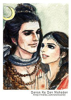 Rudra Shiva, Mahakal Shiva, Shiva Art, Krishna Art, Hindu Art, Shiva Parvati Images, Durga Images, Lord Shiva Pics, Lord Shiva Family