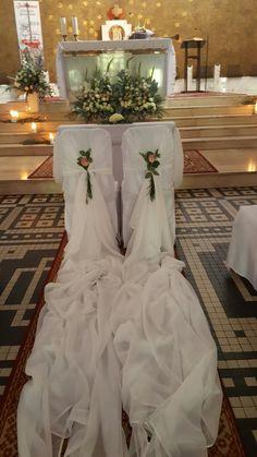 Romantyczny ślub...