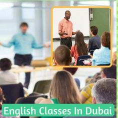 The Best English Classes In Dubai English Class, Training Center, Dubai, Language, Good Things, How To Plan, Education, Learning, Studying
