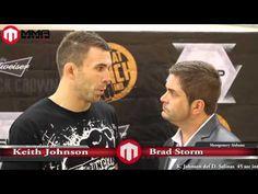 Strikehard 25 Post Fight Interview With Keith Johnson