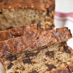 Chocolate Chip Banana Bread - parenting.com
