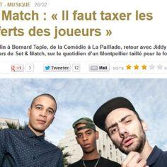 Montpellier Rap : Set conquiert Paris