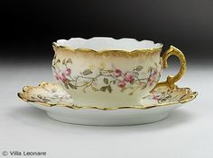LIMOGES tea cup - Tableware shop Villa Leona Moltrasio #food