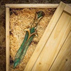 Glass Dagger from Skyrim