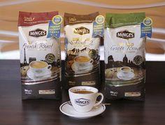 Handwerkliche Kaffeetradition aus dem Supermarkt?Sommeliers und Chefköche zeichnen Minges-Kaffee aus.